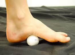 golfballfoot